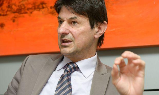 RBI-Chefanalyst Peter Brezinschek
