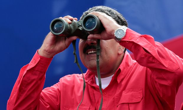 Venezuelas Präsident Nicolás Maduro sieht in einem Dialog mit der Opposition nun wieder eine Perspektive für das Land. Doch seine Gegner sind skeptisch.
