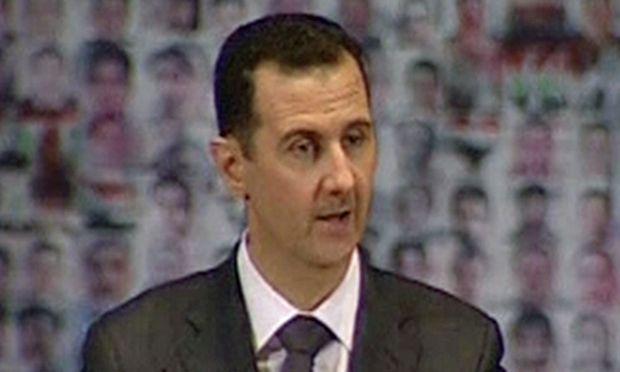 Versteckt sich Assad Kriegsschiff