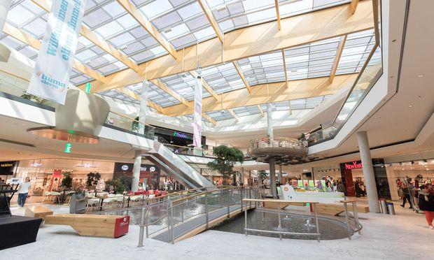 Das Huma Eleven ist mit seiner Expansion eine Ausnahme unter Österreichs Shoppingcentern.