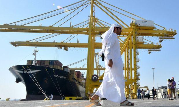 Symbolbild Doha/Katar.  / Bild: (c) imago/Xinhua (Nikku)