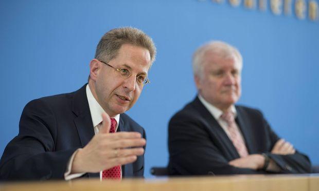 Maaßen nicht mehr im Amt: Deutscher Bundespräsident hat Urkunde unterschrieben