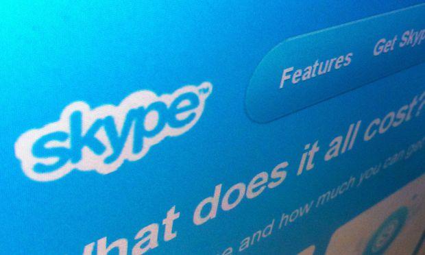Skype fuer Windows veroeffentlicht