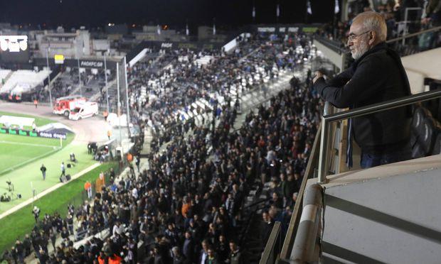 Nach dreiwöchiger Unterbrechung: Griechische Meisterschaft wird fortgesetzt