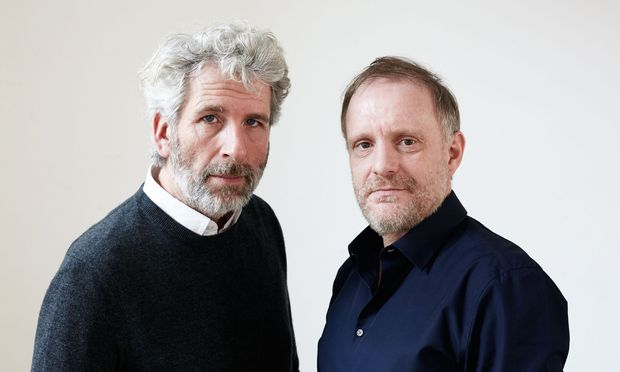 Dirk Stermann and Christoph Grissemann