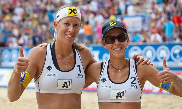 Doris Schwaiger-Robl und Stefanie Schwaiger