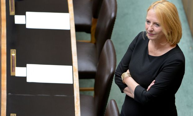 Die ehemalige Infrastrukturministerin Doris Bures (SPÖ).