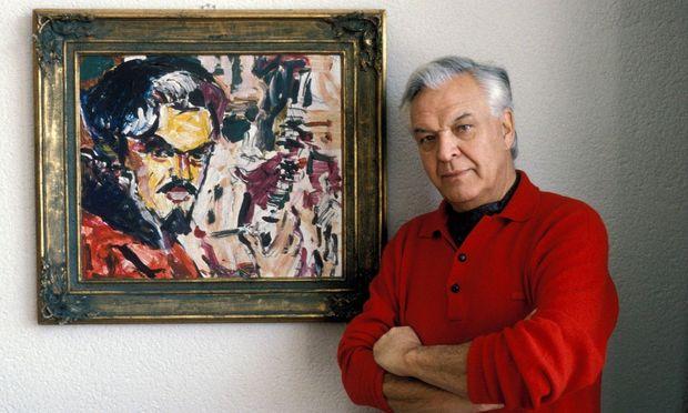 Opernsänger Theo Adam (1926–2019).