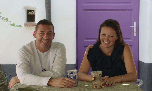 """Alain Weissgerber und Barbara Eselböck sind auch Protagonisten des Film """"Michelin Stars - Tales From The Kitchen""""."""