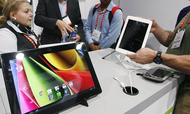 TabletBoom bleibt fuer PCHersteller