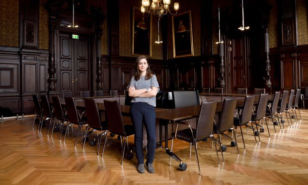 Carolina Plescias Hertha-Firnberg-Projekt untersucht die Reaktionen der wählenden Bevölkerung auf Koalitionskompromisse.