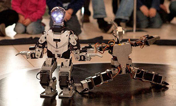 RobotChallenge 2012 laesst erstmals