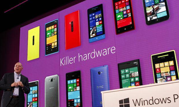 Windows Phone beliebter iPhone