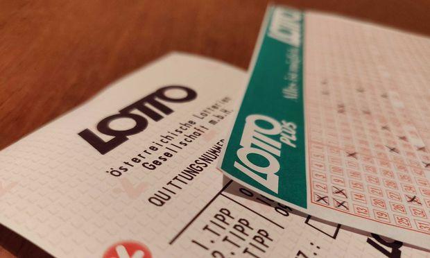 Der 3000ste Lotto-Sechser wurde geknackt