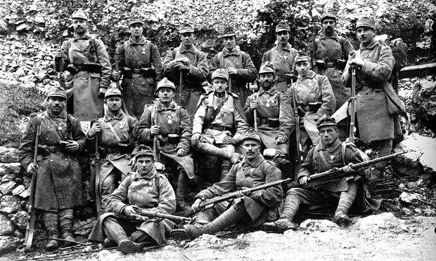 Der 1. Weltkrieg (1) - Kaiser Franz Joseph und der 1. Weltkrieg