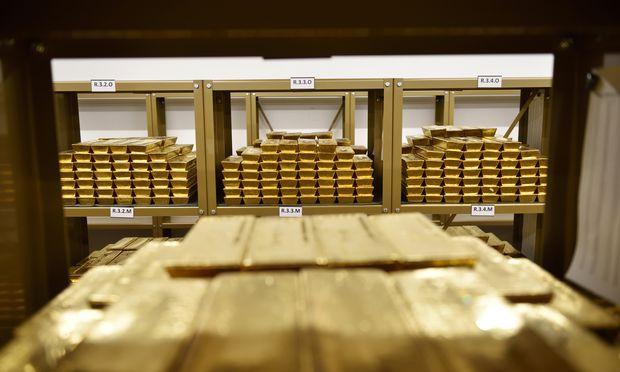 Gold als Ladenhüter? Vor sieben Jahren erklomm  der Goldpreis ein (nominelles) Rekordhoch, das er seither nie wieder erreicht hat.