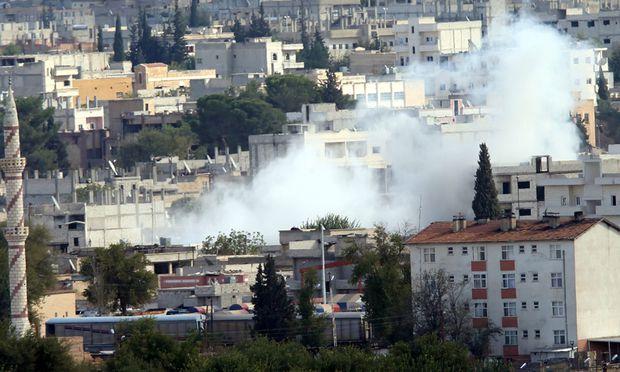 TURKEY SYRIA Kobane