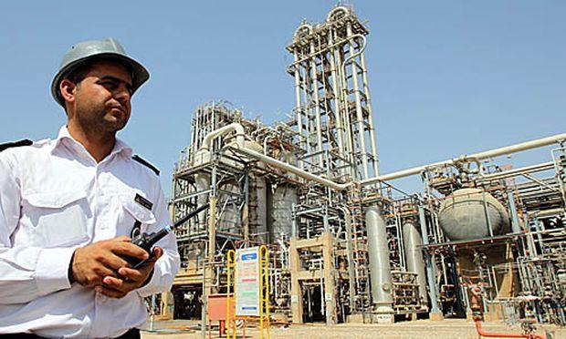 Iranisches oelexportverbot gegen kommt