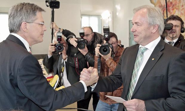 Kaernten Landtag waehlt Kaiser