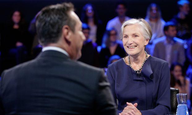 NR-WAHL: ORF-TV-DUELL DER SPITZENKANDIDATEN FP�-NEOS