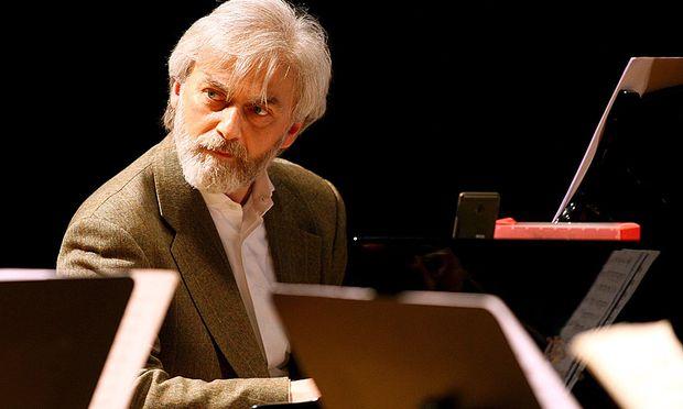 Handy gefilmt Pianist Zimerman