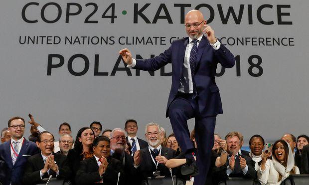COP24 Präsident Michal Kurtyka