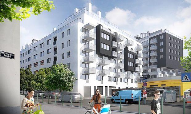 Projekt Jägerstraße 58
