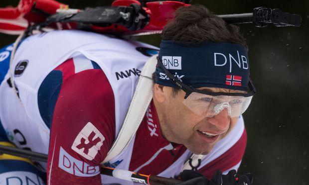 Björndalen verpasste Olympia-Norm