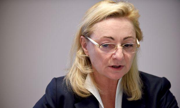 OeNB-Vizepräsidentin Barbara Kolm ist in eine Spendenaffäre verwickelt