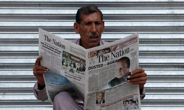 Der Familienclan, der Pakistans Politik seit Jahrzehnten prägte, will sich nach der Absetzung Sharifs nicht geschlagen geben.