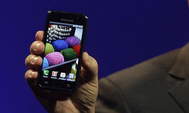 Samsung verkaufte Galaxy ueber