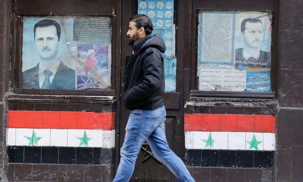 Wassernot in Damaskus
