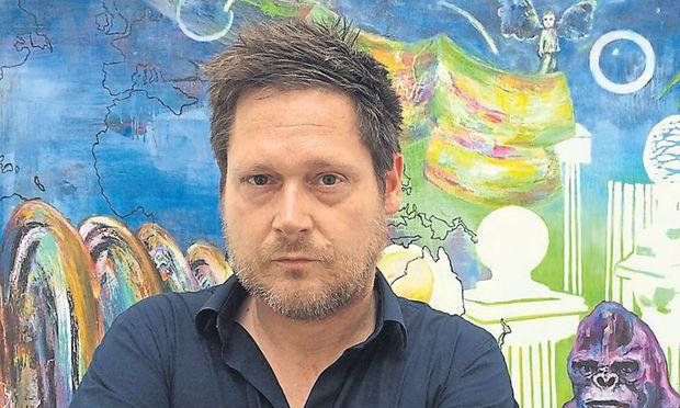 Wolfgang Mueller pendelt zwischen Berlin und Los Angeles.