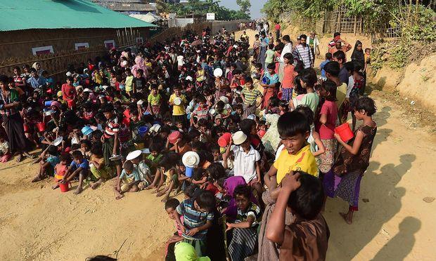 Myanmar: Einigung mit Bangladesch auf Plan zur Rückkehr der Rohingya