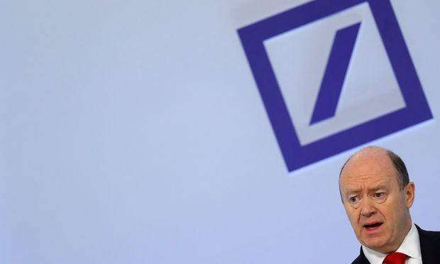 Deutsche-Bank-Chef John Cryan.
