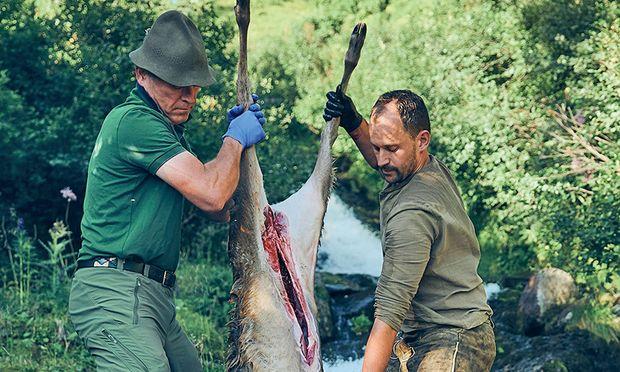 Wissen. Von Jägern könne man, so Obauer, viel lernen, was die Tieranatomie betrifft.