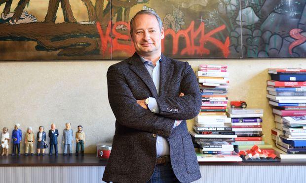 Andreas Schieder, Klubobmann der SPÖ