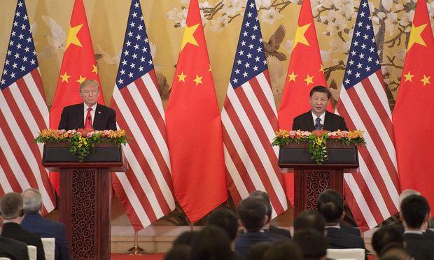 Ein Bild aus Zeiten vor der Eskalation des Handelsstreits. Eine Annäherung könnte Chinas Börsen beflügeln.