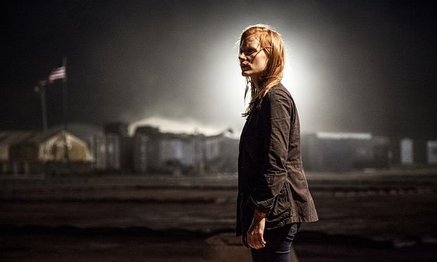 OsamaThriller Zero Dark Thirty