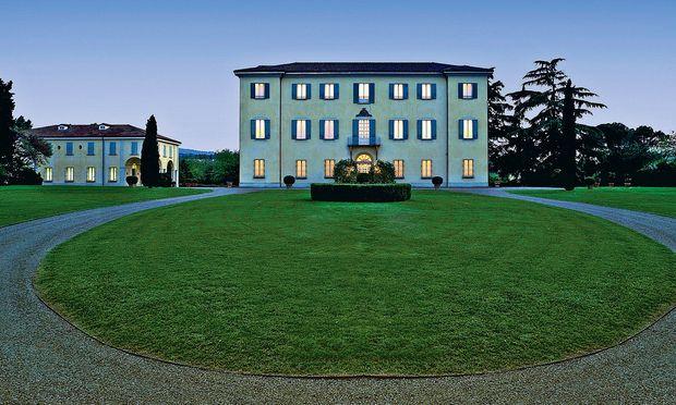 Das Furla-Headquarter in Bologna.