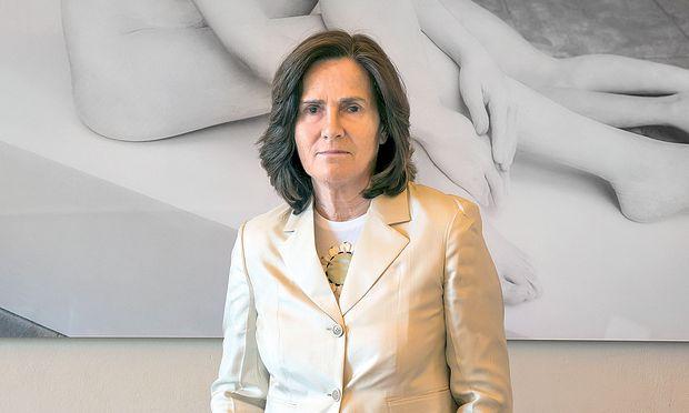 Giovanna Furlanetto verschreibt sich seit 2008 der Kunstförderung.