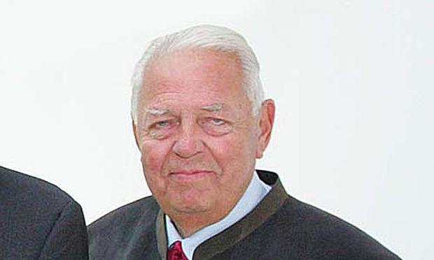 Frueherer Wiener Bischofsvikar Kraxner