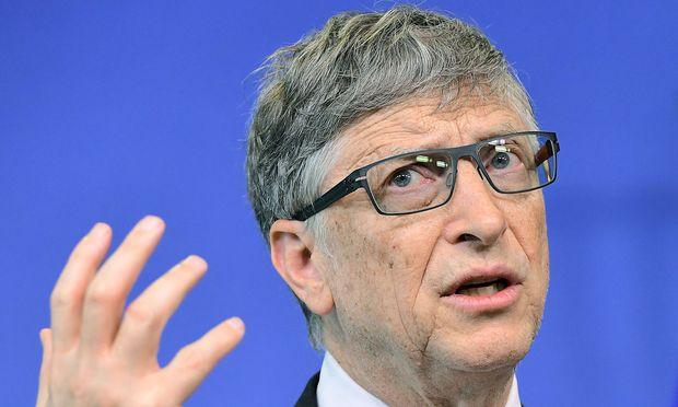 Microsoft-Mitgründer Bill Gates bleibt der reichste Mann der Welt.