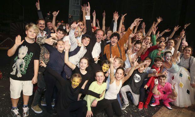 Orchesterworkshop der Wiener Volksoper