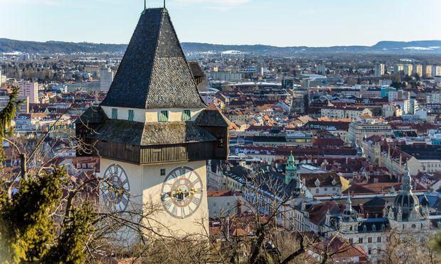 Segnung Graz ehrt Josef