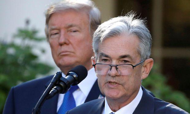 Trump über US-Notenbank: