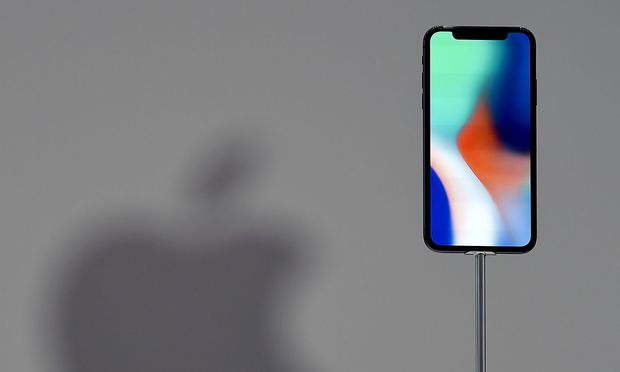 IPhone X: Analyst bewertet Apple-Flaggschiff als Flop