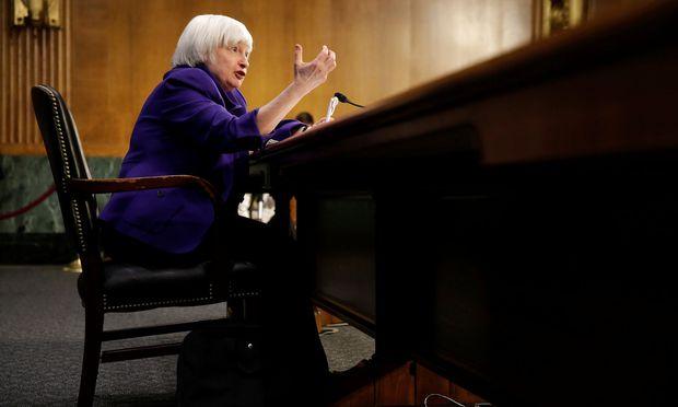 US-Notenbank macht sich an Bilanz-Abbau