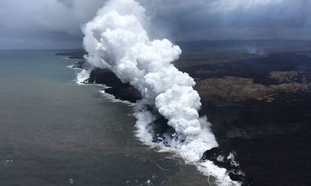 How Big Bisd Vthe Island Of Guam
