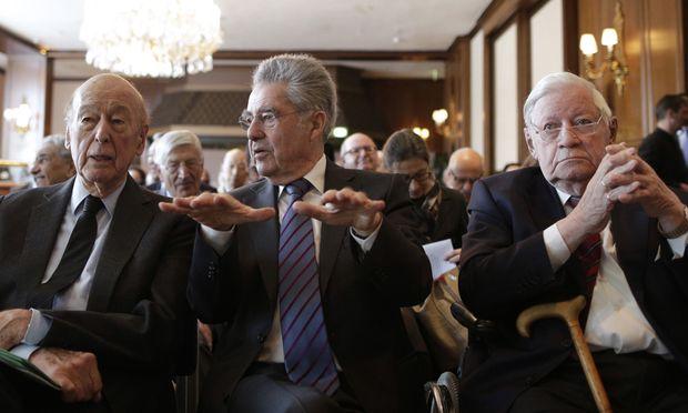 Symposium, Fischer, Schmidt